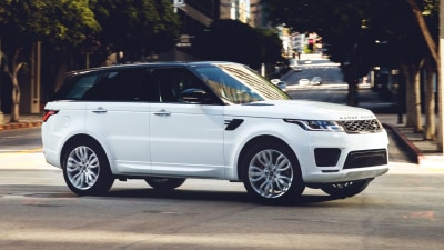Range Rover Sport updated for 2019