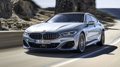2020 BMW 8 Series Gran Coupe pricing and specs