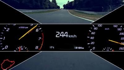 Kia Starts The Clock On New GT Model