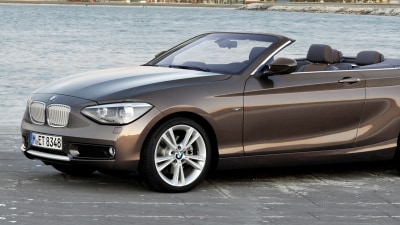 BMW 2 Series Convertible Rendered