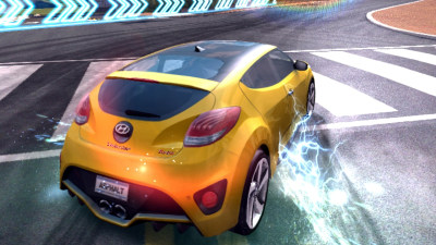 Mobile Gaming: Veloster Turbo, Genesis Coupe Join Asphalt 7 Heat Line-up