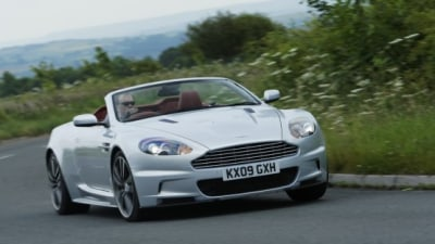 2009 Aston Martin DBS Volante: New Photo Gallery Revealed