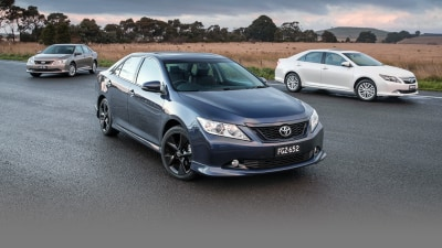 Toyota Aurion: 2015 Price And Features For Australia