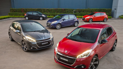 2016 Peugeot 208 – Australian Price And Features