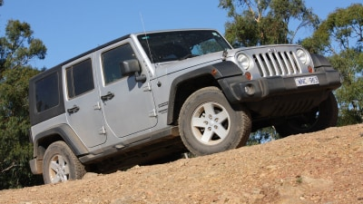 2010 Jeep JK Wrangler Unlimited CRD Diesel Automatic Road Test Review