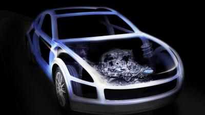 Subaru Teases Sports Car Design Ahead Of Geneva