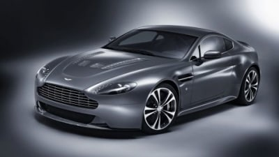 2010 Aston Martin V12 Vantage Officially Revealed