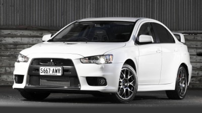 2014 Mitsubishi Lancer And Evo: Price And Features For Updated Range