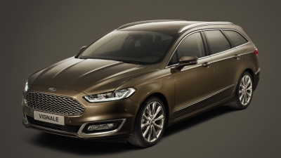 Ford Reveals Up-spec Mondeo 'Vignale' Special For Europe