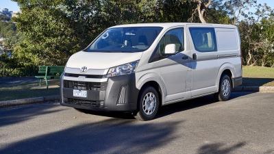 Tradie Review: 2019 Toyota HiAce LWB Petrol Auto