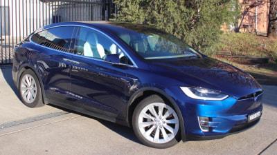 Tesla recalls Model X for power steering failure, Australia not included