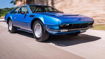 2020 marks 50 years for the Lamborghini Jarama
