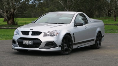 2016 HSV R8 Maloo SV Black REVIEW – One Last T-Rex Roar Before The Asteroid Hits