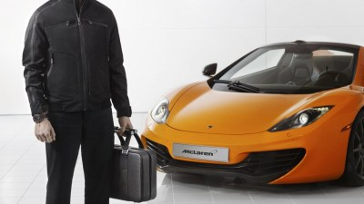 McLaren Launches 12C-Inspired Accessory Range For Christmas
