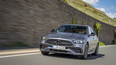 2021 Mercedes-Benz W206 C-Class review