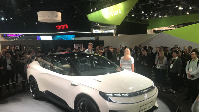 China's Byton electric SUV set for sale in Australia