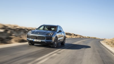 2018 Porsche Cayenne - prices and features