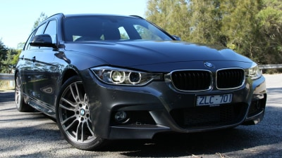 2013 BMW 320i Touring M Sport Review