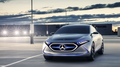 Mercedes: Government has a role in EV incentives