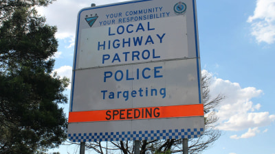 Easter Long Weekend: Low-Range Speeders Targeted, Backed By CARRS-Q