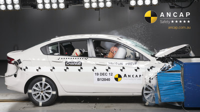 Proton Steps Up: 5-Star ANCAP Safety For Prevé Small Car