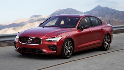 2019 Volvo S60, V60 pricing and specs