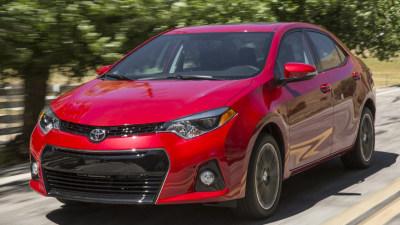 2014 Toyota Corolla Sedan Revealed For Overseas Markets