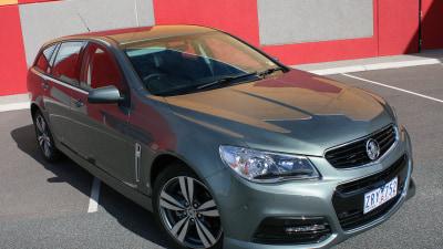 2013 Holden Sportwagon SV6 LPG Auto Review