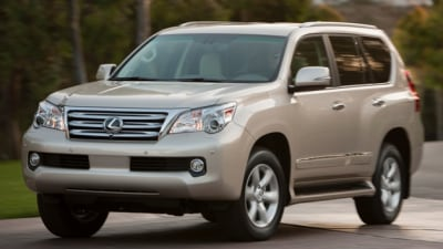 Lexus GX 460 Sales Resume In US, Software Upgrade For Traction Control Offered