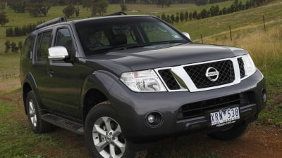 2010 Nissan Pathfinder Launched In Australia