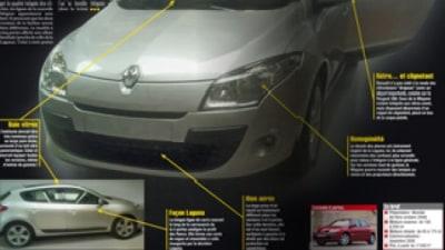 2009 Renault Megane revealed