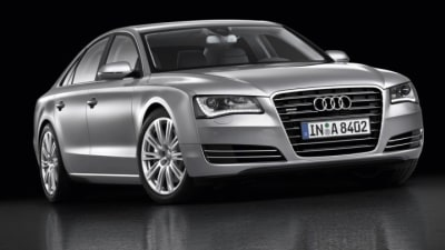 Audi A8 To Join Panamera On Rear-Wheel Drive Platform: Report