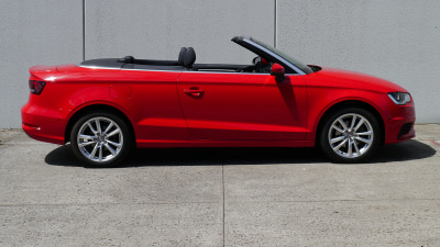2014 Audi A3 Cabriolet 1.4 TFSI COD Review