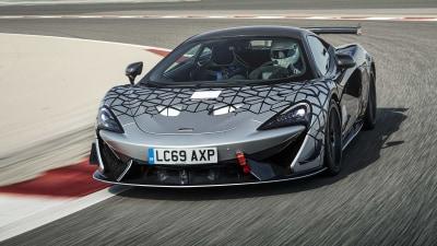 2020 McLaren 620R revealed