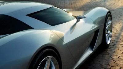 2013 Chevrolet Corvette C7 To Utilise GM's Global Design Strength