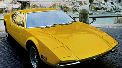 De Tomaso Goes Bust, Again
