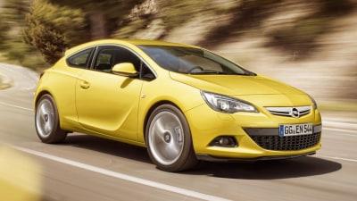 Opel Astra GTC 3-door On Sale In Europe