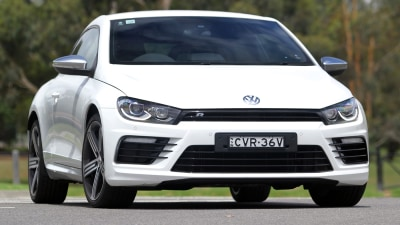 2015 Volkswagen Scirocco Review: Style, Substance... And Speed