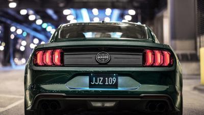 2018 Ford Mustang Bullitt Australian details
