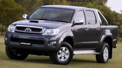 HiLux Gets New Safety Features, LandCruiser 70 Series Gets Airbag Compatible Bull Bar