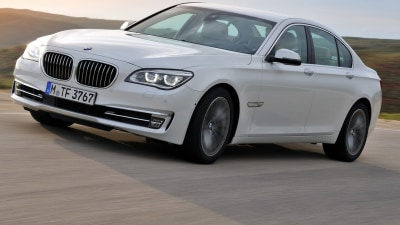 BMW M750i On The Way: Report