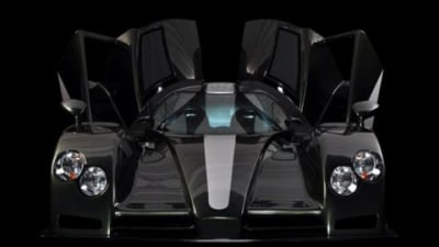 The Barnard: Twin-Turbo, Porsche-Powered South African Supercar