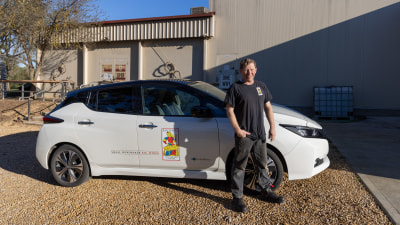2019 Nissan Leaf review: Owner story