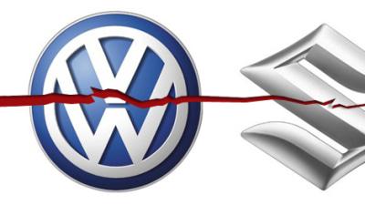 Suzuki Confident Of Ending Volkswagen Partnership Woes