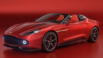 Aston Martin Reveals Vanquish Zagato Shooting Brake