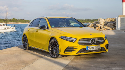 2020 Mercedes-AMG A35 pricing and specs