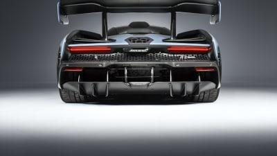 Details: McLaren's ultimate supercar