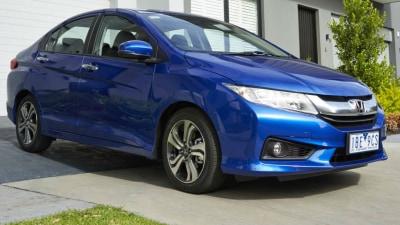 2014 Honda City: In Australia From April