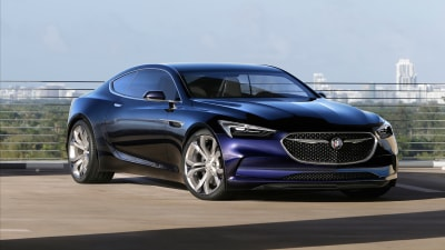 No Chance Of Buick Avista Concept Shaping Holden Monaro Revival