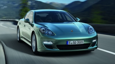 Porsche Panamera Diesel On Sale In Australia